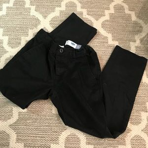 Old Navy size 8 skinny trousers pants